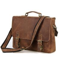 Mens Leather Briefcase ML103