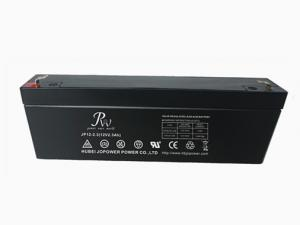 China Rechargeable 2.3ah VRLA  House Alarm Battery 12v with Low Pressure Venting System on sale