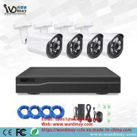 Cheap 2MP Home Surveillance Web IP Camera Poe NVR Kits CCTV Security Alarm Systems