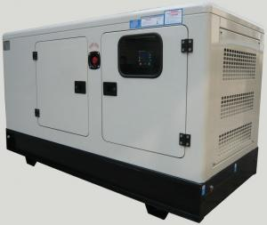 N485D Engine Silent Diesel Generators, Powered Diesel