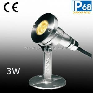 China IP68 3W LED Underwater Spot light with base(JP95312) on sale