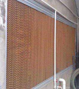 China Evaporative Cooling Pad In Pakistan Sales Center on sale