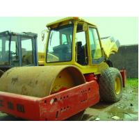 Used XCMG XS162 16Ton Road Roller Compactor to Ethiopia Kenya