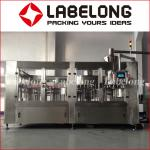 High quality Automatic mineral water PET/Glass bottle Filling Machine