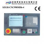 4 regulador de la fresadora del CNC de la precisión del programa 1um del PLC de la ayuda USB de AXIS 300m/min