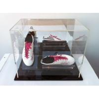 clear acrylic shoe boxes plexiglass acrylic shoe display case with lid