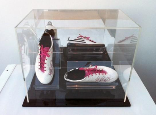 clear acrylic shoe boxes plexiglass acrylic shoe display case with lid images