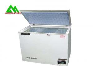 China Low Temperature Medical Refrigeration Equipment , Medical Grade Refrigerator Freezer on sale