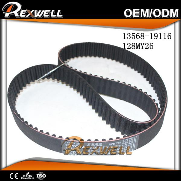 128 Teeth Car Engine Parts TOYOTA PASEO Timing Belt For EL54