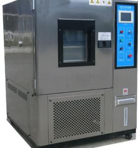 China High & low Temperature rising approx. 0.1~3.0℃/min test Chamber, RS-232 / RS-485 Heat Cycling Test Chamber on sale