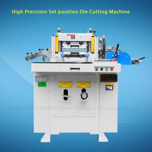 China New Condition Hot Stamping Die Cutting Machine Rotary Automatic Die Cutting Machine on sale
