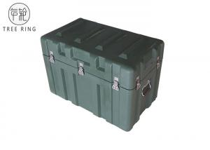 China Pasokan Kotak Roto Molded Cases , Peralatan Militer Packing Hard Case Shipping Containers on sale