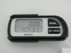 China Large Scale Step Counter Digital G Sensor Precise 3D Pedometer for Sale on sale
