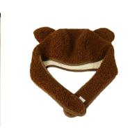 China Cute Cartoon Puppy Children's Winter Cap 6-16 Years Old in Winter 58-60cm on sale