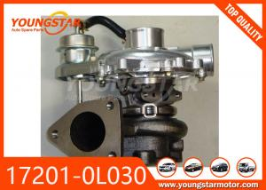 China CT16 Auto Turbocharger 17201-0L030 , TOYOTA Engine Turbocharger 2KD - FTV on sale