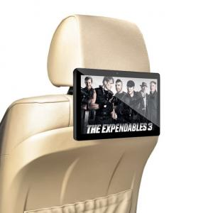 China IPS Touch Screen Taxi Headrest Monitor 10.1 Inch DC 9V-36V Support VESA Mounting on sale