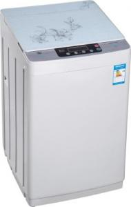 China High Efficiency Portable Top Loading Fully Automatic Washing Machine , Top Door Washing Machine on sale