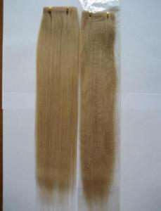 China skin weft hair weft PU skin weft hair extension on sale