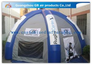 China 26' Inflatable Solar Camping Tent Inflatable Air Tent for Outdoor Advertising on sale