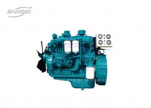 China Water Cooled Diesel Engine High Efficient Generating Alternator 66kw on sale