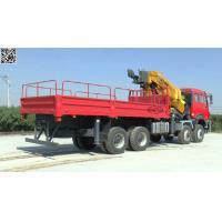 Custermizing off road Truck loading crane Beiben 8x8 crane truck mounte-25T XCMG-  crane  WhatsApp:8615271357675
