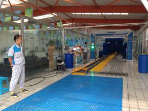 China Automatic Tunnel car wash machine AUTOBASE on sale