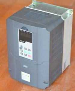 China Single Phase Variable Frequency Drive 220 - 380v 40HP PID Control Simple PLC on sale