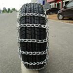 Anti Corrosive Anti Skid Chains Suv Tire Chains For Trucks / Cars