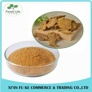 China Traditional Chinese Herb Medicine Anti-tumor Product Dried Rhubarb Extract on sale