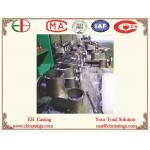 Carcaças de alumínio EB9081 da válvula de ZAlSi9Mg