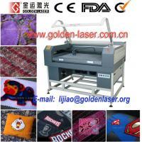Embroider Applique Laser Cutting Machine Price