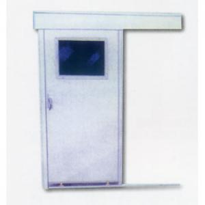 China Epoxy Zinc Rich Primer Sliding Door For Wheel Houses , Square Angle Access Doors on sale