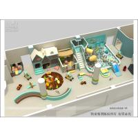 Kis Indoor Play Place Equipment For Restaurant / Childrens Indoor Play Equipment
