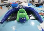 Tarpaulin Inflatable Fly Water Manta Ray Towable Water Toy 3.6x2.4m