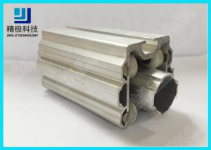 Aluminum Joints Puller Connector Silvery Slider Aluminium Profile AL
