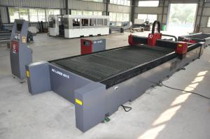 China Professional High Speed Sheet Metal Laser Cutting Machine , 1000W Laser Cutter Equipment on sale