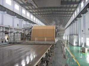China High-tech Four Color 3600mm Carbonless Copying Cylinder Paper Machine on sale