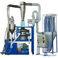MF Series Automatic Waste PVC UPVC Powder Milling Machine For Pulverizing Grinding Plastic