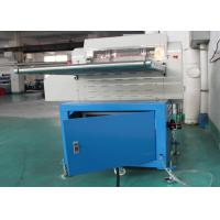 Horrizontal Cutting Rubber Machine  , Rubber Slippers Cutting Machine Automatic Lubrication System