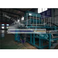 High Automation Waste Paper Egg Crate Making Machine For Farm Easily Learned