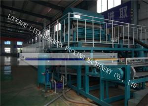 China High Automation Waste Paper Egg Crate Making Machine For Farm Easily Learned on sale