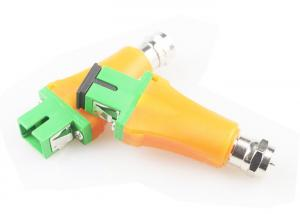 China SC / APC To RF CATV Fiber Optic Receiver Mini FTTH Passive Optical Node on sale