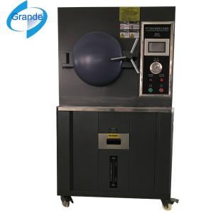 China HAST PCT high-low temperature test chamber with pressure high pressure on sale