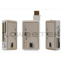 All In One SDXC / SIM Memory Card Reader (62 in 1: SD / Mini SD / SDHC / SDXC / MS / CF) (ZW-12024-1)