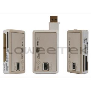 China All In One SDXC / SIM Memory Card Reader (62 in 1: SD / Mini SD / SDHC / SDXC / MS / CF) (ZW-12024-1) on sale
