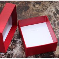 Red paper pendant boxes, red pendant boxes, wholesale pendant boxes,paper necklace boxes