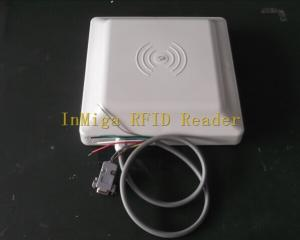China 6m Reading Range Mid-range 860MHz-960MHz ISO 18000-6C EPC GEN 2 UHF RFID reader on sale
