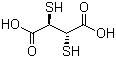 99% DMSA / 2,3-Dimercaptosuccinic Acid / Succimer Powder CAS No.:304-55-2