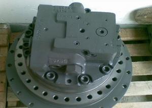 China Hyundai R200 R210 Excavator Black Final Drive Motors 26rpm / 48.9rpm Output Speed TM40VC-04 on sale