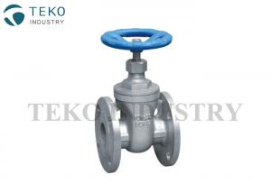 China Stainless Steel JIS Gate Valve Manual Operation Non - Rising Stem With Hardface Trim on sale